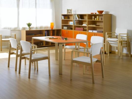 Ambientes geri trico industrias tagar dise o for Muebles escolares
